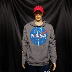Other - Men's NASA Pull-Over Hoodie